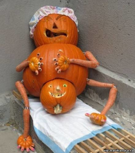 Хеллоуин родился