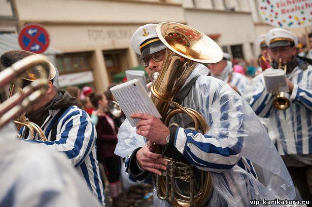 Музыканты на фестивале в Кёльне