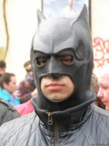 Юмор в чёрной маске