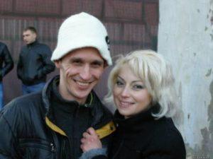 Блондин и блондинка