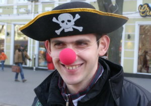 Весёлый пират
